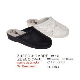 ZUECO-HOMBRE
